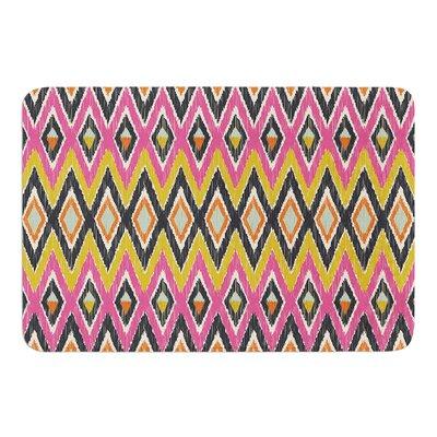 Sequoyah Tribals by Amanda Lane Bath Mat Size: 24 W x 36 L