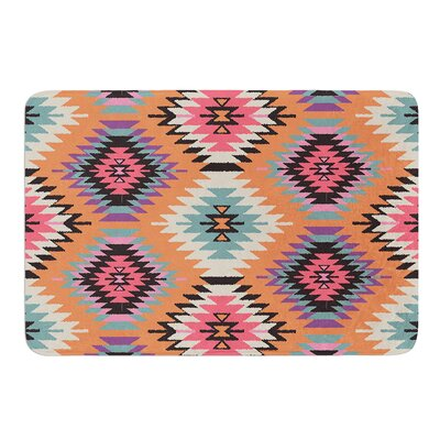 Navajo Dreams by Amanda Lane Bath Mat Size: 24 W x 36 L