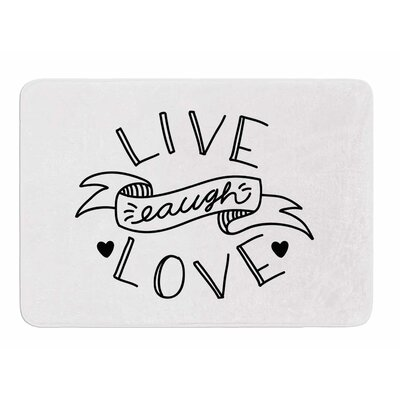 LLL by Busy Bree Bath Mat