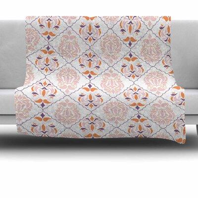 Modern Reminisence by Neelam Kaur Fleece Blanket