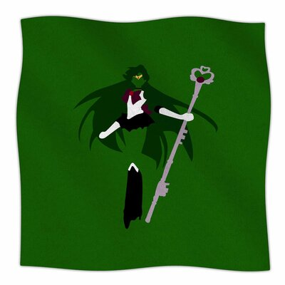 Pluto Senshi by NL Designs Fleece Blanket