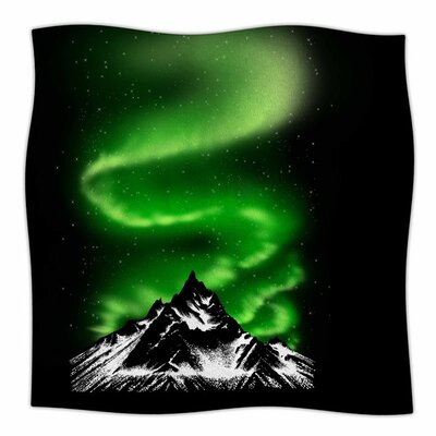 Aurora by BarmalisiRTB Fleece Blanket