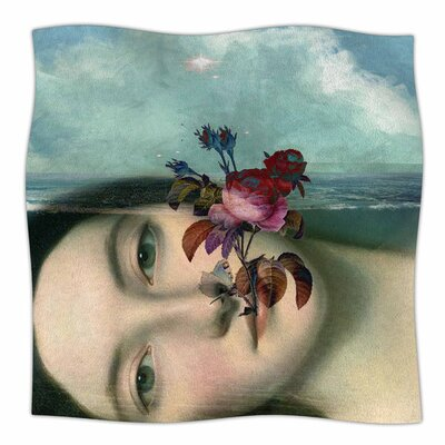 Emerge by Suzanne Carter Fleece Blanket