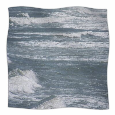 Crest by Suzanne Carter Fleece Blanket
