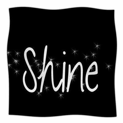 Shine by Suzanne Carter Fleece Blanket