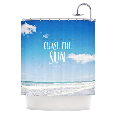 Chase the Sun Shower Curtain