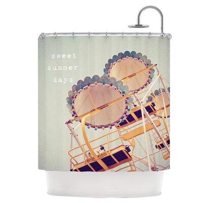 Sweet Summer Days Shower Curtain