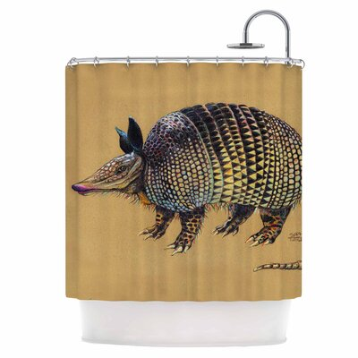 Aramadilio Alebrija Shower Curtain