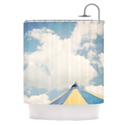 Carnival Tent Shower Curtain