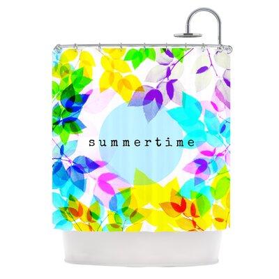 Seasons Summer Shower Curtain