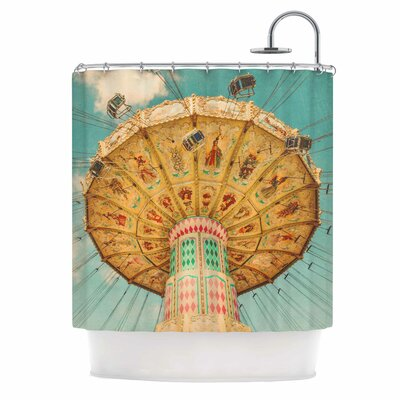 Jovial Shower Curtain