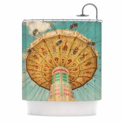 Jovial Shower Curtain