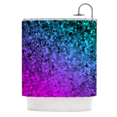 Shower Curtain Color: Midnight
