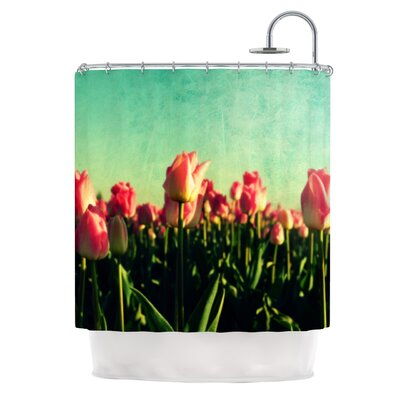 How Does Your Garden Grow Shower Curtain