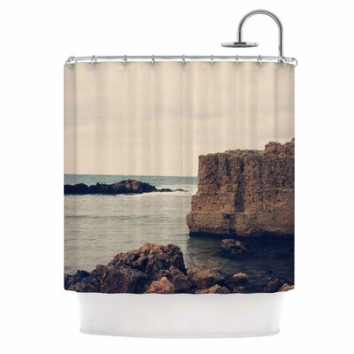 Mediterranean I Shower Curtain