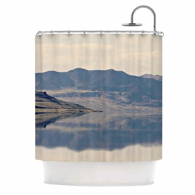 Reflective II Shower Curtain