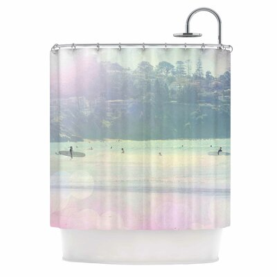 Rainbow III Shower Curtain