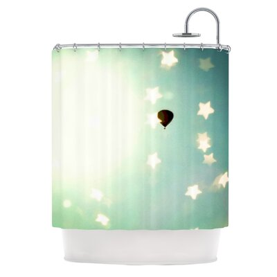 Amongst The Stars Shower Curtain