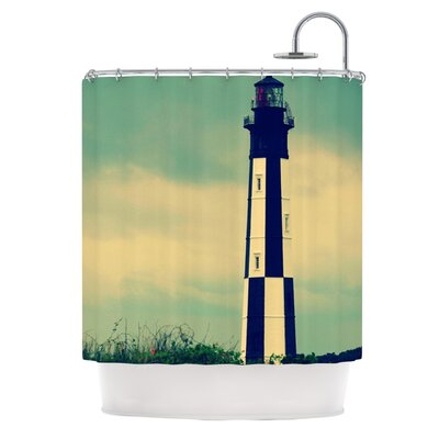 New Cape Henry Shower Curtain
