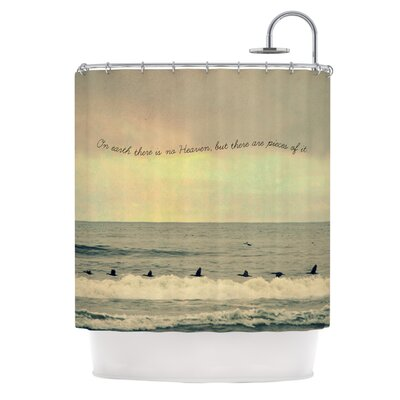 Pieces Of Heaven Shower Curtain