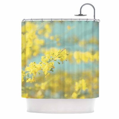 Blooms II Shower Curtain