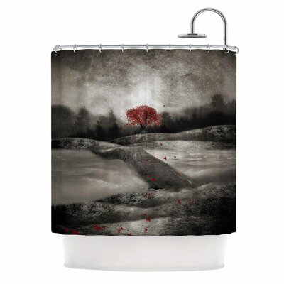 Viviana Gonzalez Shower Curtain
