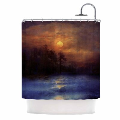 The Water Shower Curtain