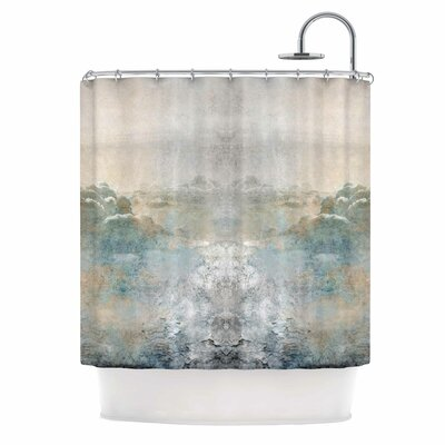 Heaven II Shower Curtain
