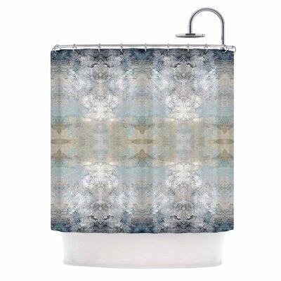 Heavenly Bird III Shower Curtain
