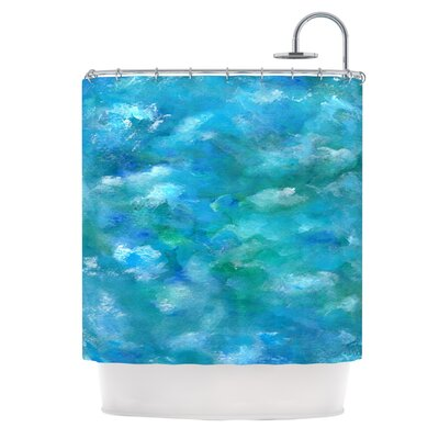 Ocean Waters Shower Curtain