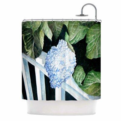 Hydrangea Shower Curtain