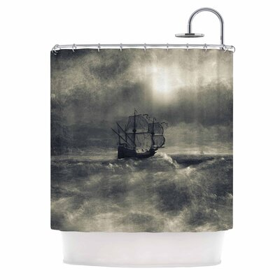 Chapter III Shower Curtain