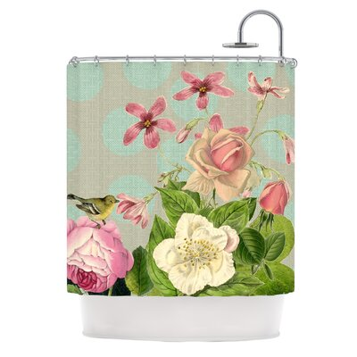 Garden Cush Shower Curtain