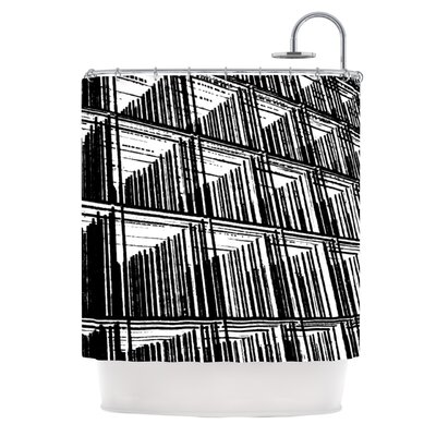 Celik Shower Curtain