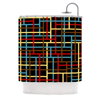 Veza Shower Curtain