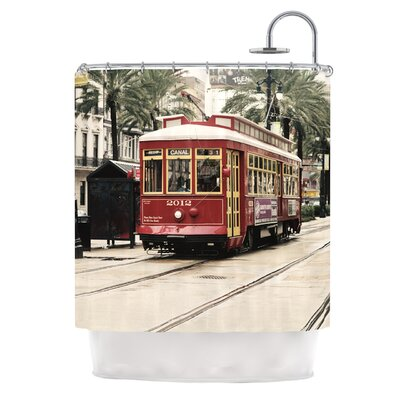 Beach Time by Sylvia Cook Shower Curtain