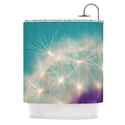 Dandelion Seedhead Shower Curtain