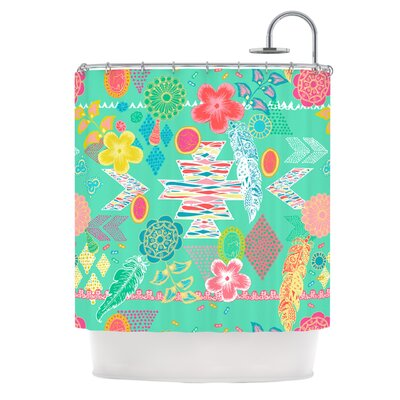 Shower Curtain Color: Tropical