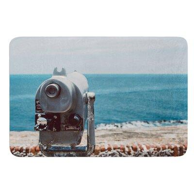Ocean View by Nastasia Cook Bath Rug