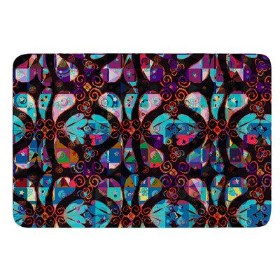 Pattern by Suzanne Carter Bath Mat