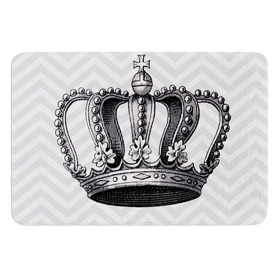 Crown by Suzanne Carter Bath Mat
