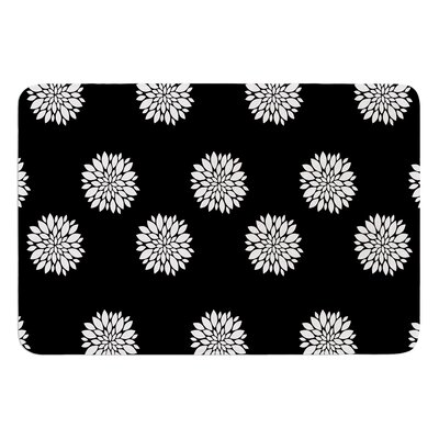 Peony Rose by Suzanne Carter Bath Mat