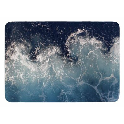 Sea Spray by Suzanne Carter Bath Mat