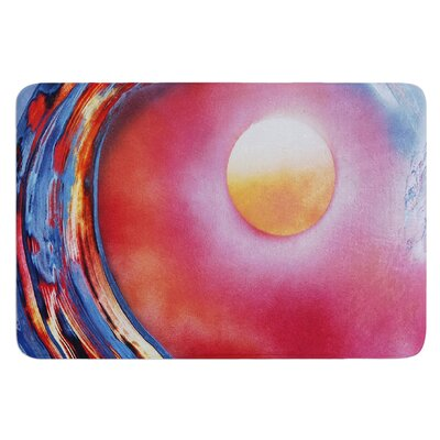 Ideal Barrel by Infinite Spray Art Bath Mat