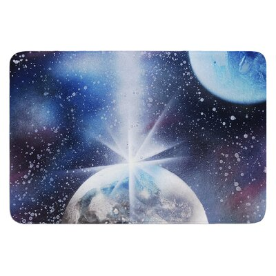 Intergalactic by Infinite Spray Art Bath Mat