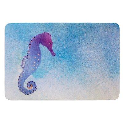 Seahorse by Infinite Spray Art Bath Mat