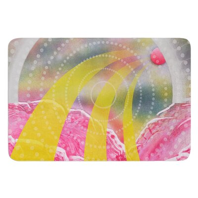 Enlightening by Infinite Spray Art Bath Mat