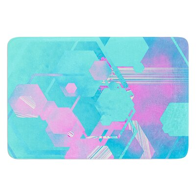 Emersion by Infinite Spray Art Bath Mat