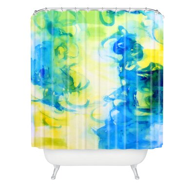 Be Inspired by Laura Trevey Shower Curtain