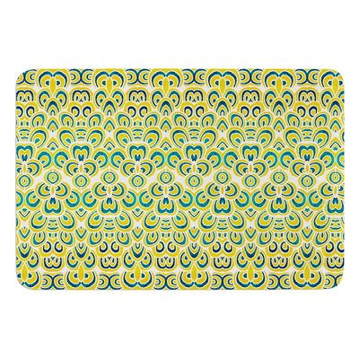 Animal Temple by Pom Graphic Design Bath Mat Color: White